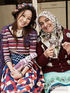 Loads More Spreads Of Gong Hyo Jin's Turkish Adventure & 2NE1's Minzy In Marie Claire Korea | Couch Kimchi