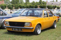Opel Ascona 1.6 S - 1976 - GCW | by pkseb2