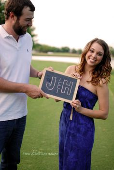 Haley + Jared   Engagements   Two Birds One Stone -- {engagement picture ideas}