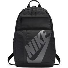 7fda345f62 Nike - Unisex Sportswear Elemental Backpack Dark Grey Black Black -  Walmart.com