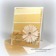 Greetings! This past weekend I had the wonderful opportunity to attend OnStage Local in San Diego. This is an event put on by Stampin' Up! for its' demonstrators and provides us the chance to see the NEW CATALOG!! A great...