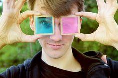 It's Me - Old 3D glasses