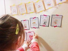 Cartes routines du matin et du soir For children The routine of everyday life . Education Positive, Kids Education, French Basics, Pediatric Ot, Parenting Plan, Home Schooling, Montessori, Activities For Kids, Homeschool
