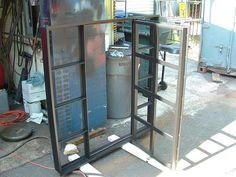 Tudor Artisans - Example Steel Windows Metal Windows, Casement Windows, Windows And Doors, Iron Gates, Iron Doors, Electrician Wiring, Industrial Furniture, Steel Frame, Great Rooms