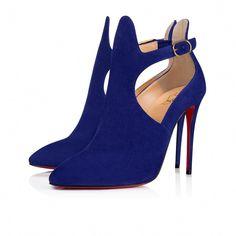 518229572a26 Canadada 100 Azulejo Suede - Women Shoes - Christian Louboutin  ChristianLouboutin  Fashion Shoes