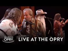 "The Oak Ridge Boys perform their signature classic ""Elvira"" live on the Grand Ole Opry"