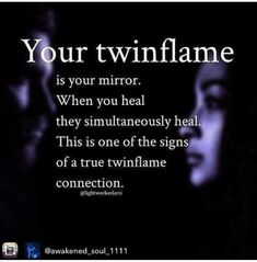 Our time apart is only our time to help each other heal. Your twinflame is your mirror. When you heal they simultaneously heal. That is one of the signs of a true twinflame connection. Soulmate Connection, Connection Quotes, Soul Connection, Twin Flame Love Quotes, True Love Quotes, Life Quotes, Status Quotes, Crush Quotes, Quotes Quotes