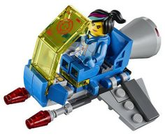 The Benny's Spaceship, Spaceship, SPACESHIP! set from The Lego Movie - a great selection of Lego construction sets at Wonderland Models.  http://www.wonderlandmodels.com/products/lego-movie-bennys-spaceship-spaceship-spaceship/