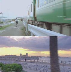 """Kento runs faster than the train. lol  ep.6  Kento Yamazaki, J drama """"Sukina hito ga iru koto (A girl & 3 sweethearts)"""", Aug/15/16"""