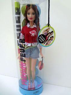 "Barbie Fashion Fever ""Drew"" Red Hair Rare 2004 LTD ED Tokyo Pop Culture HO895 #BARBIEMATTEL"