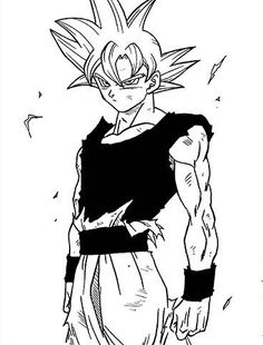 Vegeta On Planet Yardrats Dragon Ball Super Manga Chapter 52 we find out what technique Vegeta learn on Planet Yardrats and how strong is Merus vs Goku. Anime Art Girl, Manga Art, Manga Anime, Dragon Ball Gt, Goku Manga, Ball Drawing, Art Reference Poses, Animes Wallpapers, Anime Fantasy