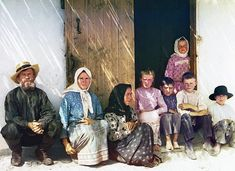 ca. 1907-1915 Ethnic Russian settlers to the Mugan Steppe region established a small settlement named Grafovka, immediately north of the border with Persia. Settlement of Russians in non-European parts of the empire, and particularly in border regions, was encouraged by the government and accounts for much of the Russian migration to Siberia, the Far East and the Caucasus regions.