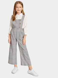 Source by coruquita vetement Preteen Girls Fashion, Teenage Girl Outfits, Girls Fashion Clothes, Dresses Kids Girl, Kids Outfits Girls, Cute Outfits For Kids, Teenager Outfits, Cute Summer Outfits, Cute Casual Outfits