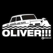 Top Gear - OLIVER!!!!!!!!!!!