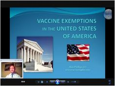 Vaccine Rights -info on EXEMPTIONS for school, adoptions, military, immigration, foreign travel, pets, etc.