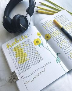beautiful bullet journal!