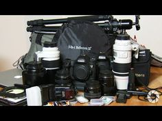 What's in my Kit Bag : Stay Focused with Doug McKinlay - YouTube