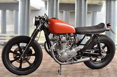 XS650 by Left Hand Cycles