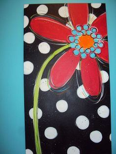 This Easy DIY Is A Real Artwork Easy Canvas Painting Ideas art painting ideas. Easy Canvas Painting, Diy Canvas, Easy Paintings, Painting For Kids, Painting & Drawing, Canvas Paintings, Painting Classes, Canvas Ideas Kids, Paintings For Kids Room