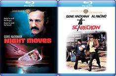 Night Moves (1975) / Scarecrow (1973) Blu-ray Reviews: The WAC Gets Hacked - Cinema Sentries