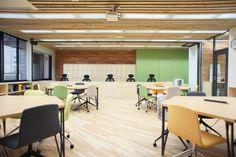 オフィスデザインや内装設計を手掛ける株式会社インクルードデザイン