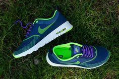 detailed look c0afc 5ab7d Nike Air Max Thea Jacquard (Sprite)