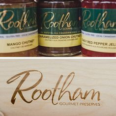 A little flavour goes a long way! #Rootham