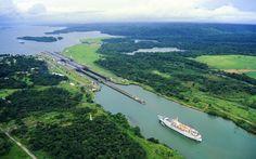 """Panama Canal:  A Historical Tour"""