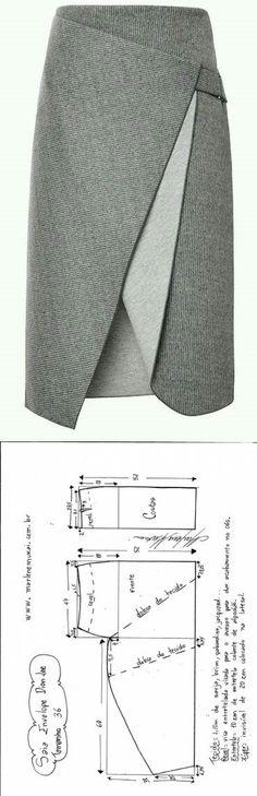 Faldas con el olor de la (selección) / faldas y reutilizarlo / SECOND STREET
