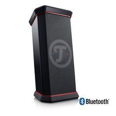 ROCKSTER XS jetzt kaufen! Mobiler Bluetooth-Stereo-Speaker aus massivem Aluminium für den Outdoor-Einsatz ✔ Robust gebaut: geschützt vor Spritzwasser, stoßfest mit Silikon-Bumper! Bluetooth 4.0 mit apt-X® & NFC für kabellose Übertragung in CD-Qualität von Spotify, Youtube etc.