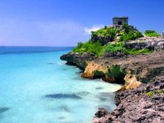 The Mayan Riviera - honeymooned here and would love to go back!