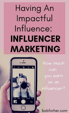 Influencer marketing is a kind of social media marketing that involve people who have a significant social influence to make people buy something. Read my article and become an influencer!   #influencers #influencemarketing #makemoneyonline #sidejob #onlinebusiness #bloggers