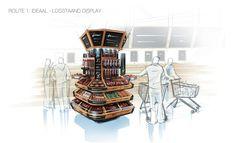 Het Schetsblok - Stanley Sie - Retail & Displays