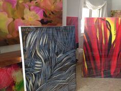 My paintings, the colors brings life to every space. Www.fineposter.com