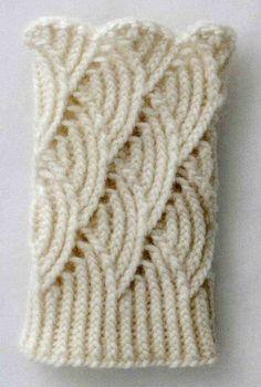 Knit fishnet fingerless gloves. Comments: LiveInternet - Russian Service Online Diaries