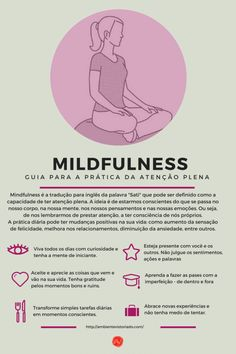 Guia para a prática de Mindfulness na sua vida Mais