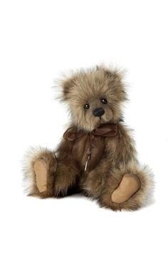 Charlie Bears BNWT Keeley