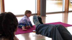 2 Year Old Yoga Teacher, via YouTube.