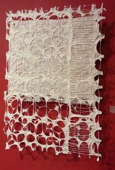 Theme Design, Handmade Books, Fabric Manipulation, Fabric Art, Art Techniques, Art Forms, Textile Art, Collage Art, Sculpture Art