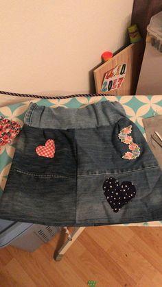 Zentangle, Jeans, Maya, Apron, Fashion, Moda, Zentangle Patterns, Fashion Styles, Fashion Illustrations