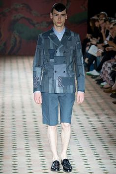 Junya Watanabe Spring 2015 Menswear Collection Photos - Vogue