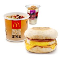 See the full McDonalds Breakfast menu with prices and see the McDonalds Breakfast times here.
