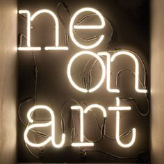 Seletti Neon Art Font Alphabet | Wall Lights | Wall Lights | Lighting | Heal's