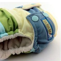 Ella Bella Bum cloth diapers