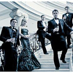 The Mikaelson's Ball - The Vampire Diaries Wiki - Episode Guide, Cast,... via Polyvore