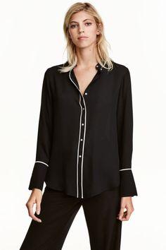 Pajama blouse H&M
