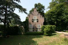 Trapgevel (Dienstwoning Kasteel Nijenrode B.V. , Straatweg Breukelen)