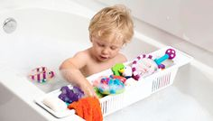 the best bath toy storage for your baby
