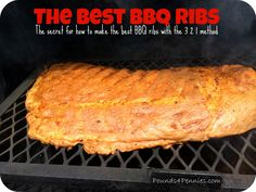 How to make the best 3 2 1 Ribs for the perfect ribs every time. This simple smoked rib recipe is the best BBQ rib recipe for perfect ribs every time.