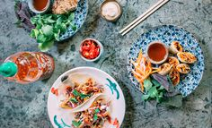 Whether you want spring rolls, street food or a steaming hot bowl of pho. Pho Bowl, Vietnamese Restaurant, Melbourne, Sydney, Vietnamese Recipes, Spring Rolls, Restaurant Bar, Street Food, Food Styling